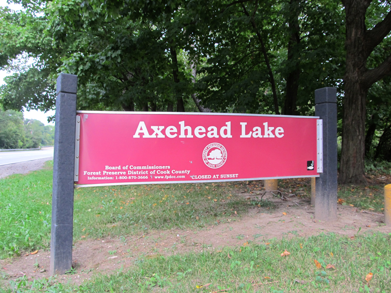 axehead-lake-sign