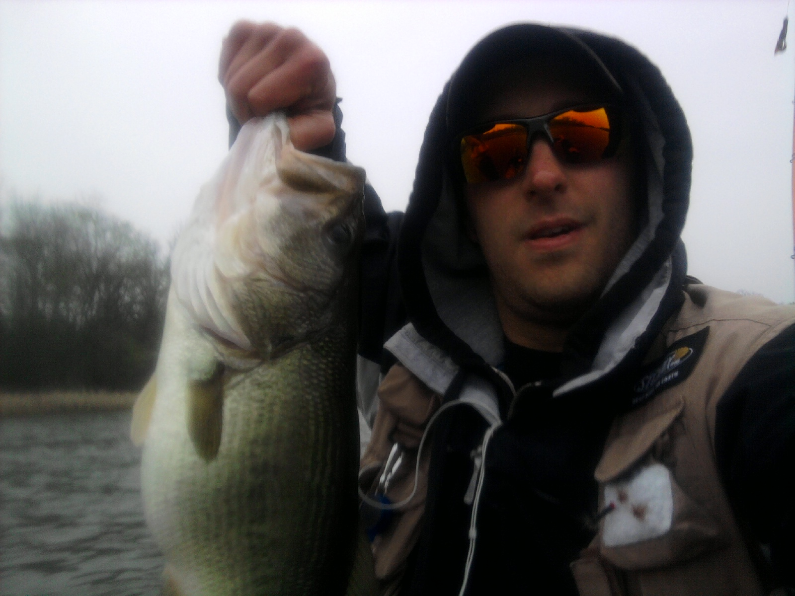 Beck Lake Largemouth Bass – rigmewacky69 – April 1, 2012